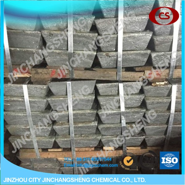 high purity antimony ingot Sb 99.65% 99.85% 99.9%