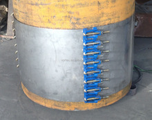 DN1200 repair clamp for Ductile Iron Pipe