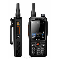 GSM wifi wcdma mobile phone police walkie talkie for construction site