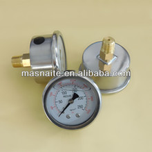 hot sale low price high quality high pressure manometer