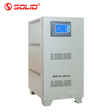 Solid electric non-contact voltage stabilizer