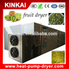 Newest product heat pump hot air system fruits dryer machine/fruits drying equipment/machine for dry fruits