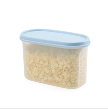 Cheap Plastic Cylindrical Food Box Container