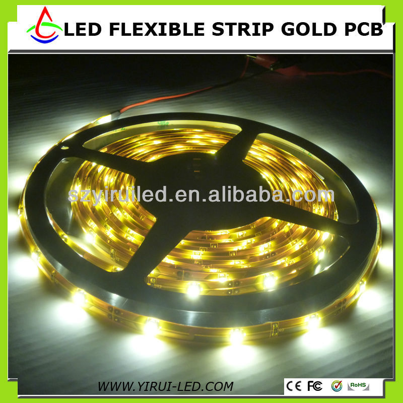led element 5050 30/60 leds per meter 12v with CE&ROHS
