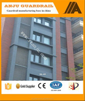 Water Proof Aluminum window shutters made in China HL-01