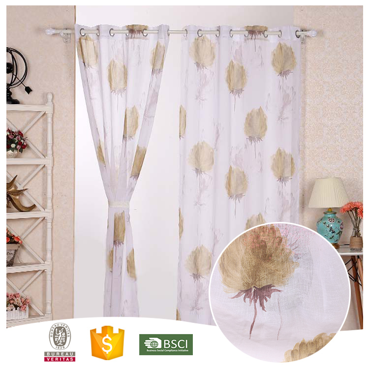 Best Selling Useful Beautiful affordable window curtains