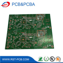 Specialized induction cooker pcb board GPS tracker pcb board with fast pcb copy service