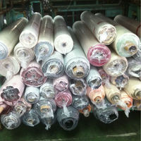 PVC SYNTHETIC LEATHER STOCKS FOR CAR