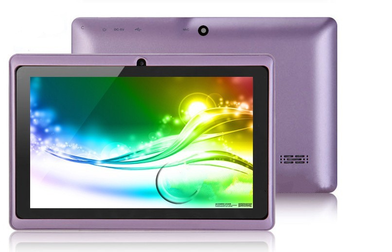 Free Sample Tablet PC Android Q88/China Tablet 7 Inch Supplier Android 4.4 Super Smart Tablet PC