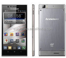 Original lenovo k900 Intel Atom Z2580 dual Core 2GB Ram 16GB Rom 13MP camera android mobile phone