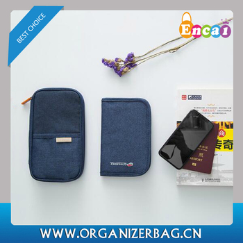 Encai Travel Passport Bags Cards Passport Holder