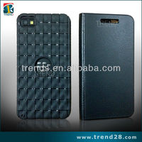 crazy robot 360 degree rotate tpu carrying case for blackberry z10
