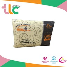 small pack virgin pulp facial tissue