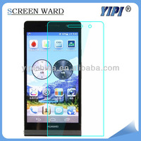 Professional manufacturer supply Explosion proof tempered glass screen protector for Huawei P6