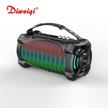 New model OEM bazooka wireless car subwoofer bass type portable bluetooth speaker DWQ-6616