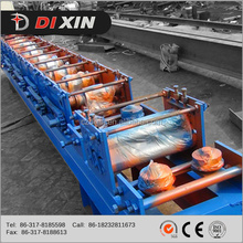 Dixin C Shaped Steel Rolling Making Machine Roller,C Purlin Roll Forming Machine