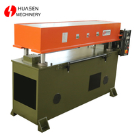50t Precision Hydraulic 4-column Plane Die Cutting Shoe Machine/clicker Press