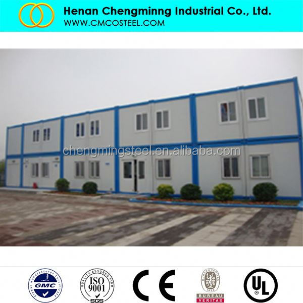 20ft/40ft european high quality and comfortable movable modular container house for workers/miners