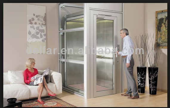 Good quality small elevators for homes residential elevator price