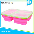 New production plastic take away lunch box