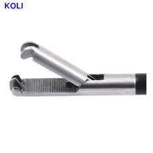 Koli surgical laparoscopy rat toothed grasping forceps