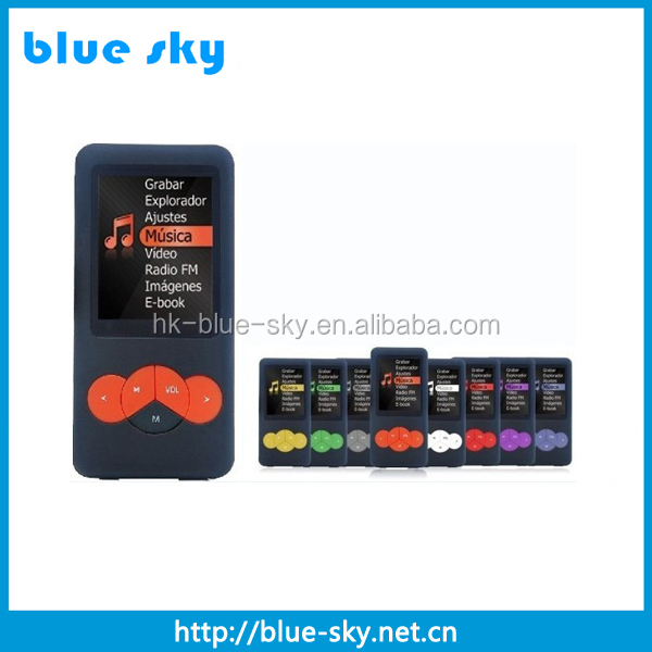 8GB 1.8 inch TFT screen mp4 music player buy mp4