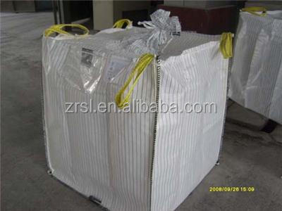 China Manufacturer (OEM) big plastic bags /FIBC bags bulk container