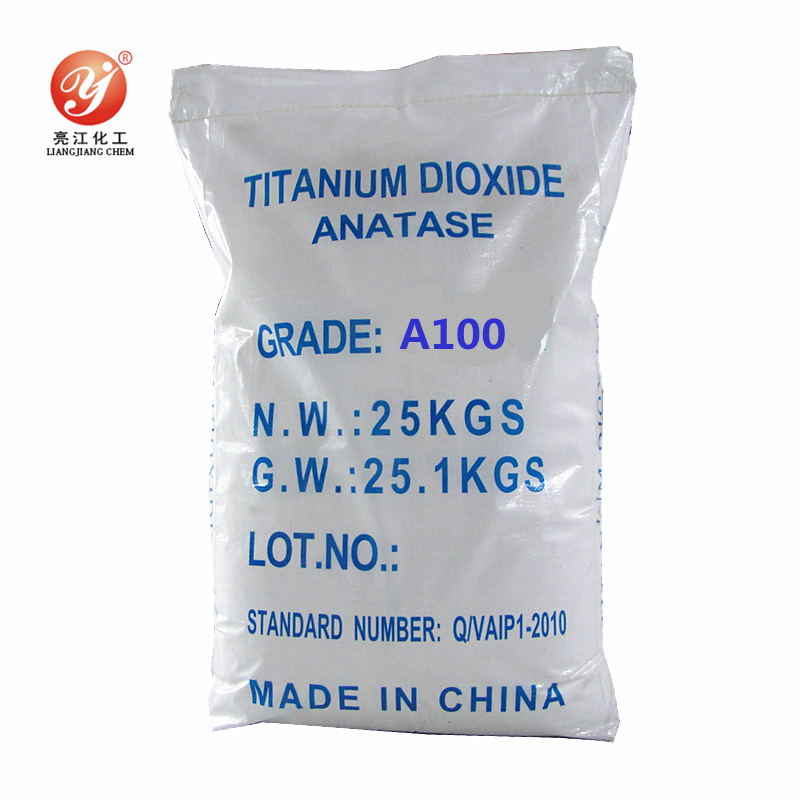anatase titanium dioxide Chemical Material great price tio2 <strong>A100</strong>