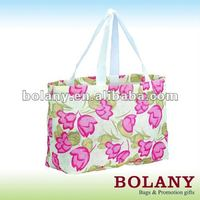 custom printed Canvas Beach Bag BO-BC325