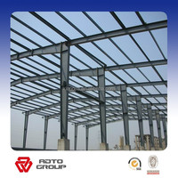 customized steel structure design frame workshop/steel structure design