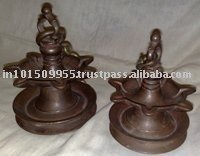 south Indian oil lamps, Brass oil lamps At buy best prices on india Arts Palace