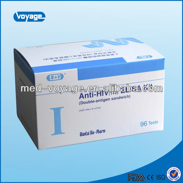 2014 new product, HIV(1+2) Elisa reagents; companies sell medical equipment