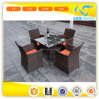 Wholesale Rattan Outdoor Furniture Patio Wicker