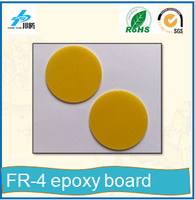 Insulation Shim FR-4 epoxy resin board for Transformer Plate Epoxy Resin Plate