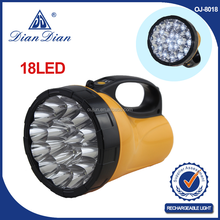 Professional customized services strong R&D manufacturer portable led searchlight