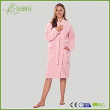 unique design special design long elegant anime terry hooded western bathrobe fast delivery