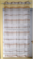 Modern floral print curtains and drapery, blackout curtains designs white living room curtains drapes
