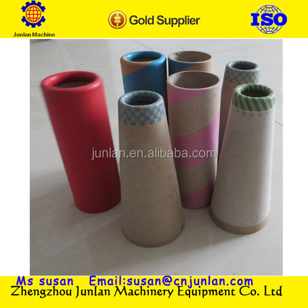 different size yarn textile used paper core pipe chips paper cone +8618637188608