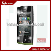 Professional Diamond LCD Screen Guard for nokia 500 with manufacturer price