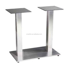 stainless steel coffee table polished table legs