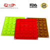 100% food grade 30 cavity silicone 3D chocolate mold tray