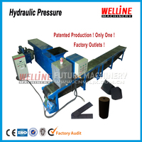 Hydraulic pressure hookah shisha charcoal making machine or charcoal briquette machine with factory price