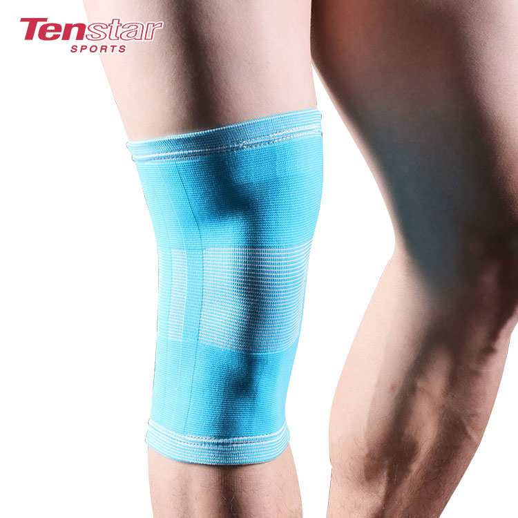 Newest Nylon Sleeve Fitness Supports Compression Knee brace