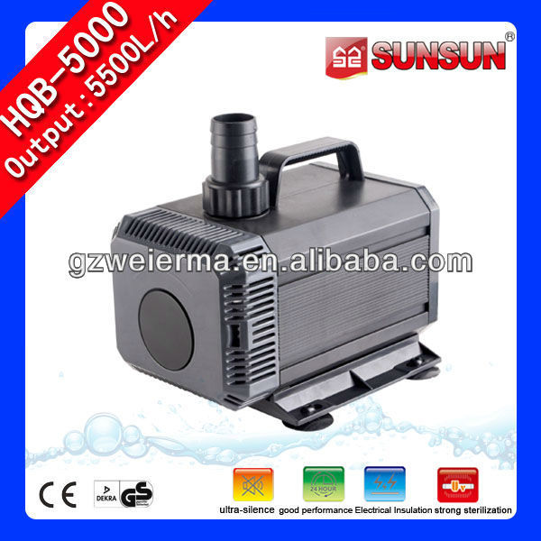 Best Submersible Water Fountain Pump