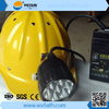 factory price (BSM2) miner personal protective Helmet with Flashlight Clip