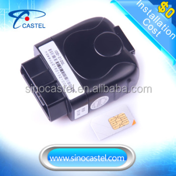 Tracker With Free Tracking Software Support 60015953124 on china obd ii plug and play gps car tracker