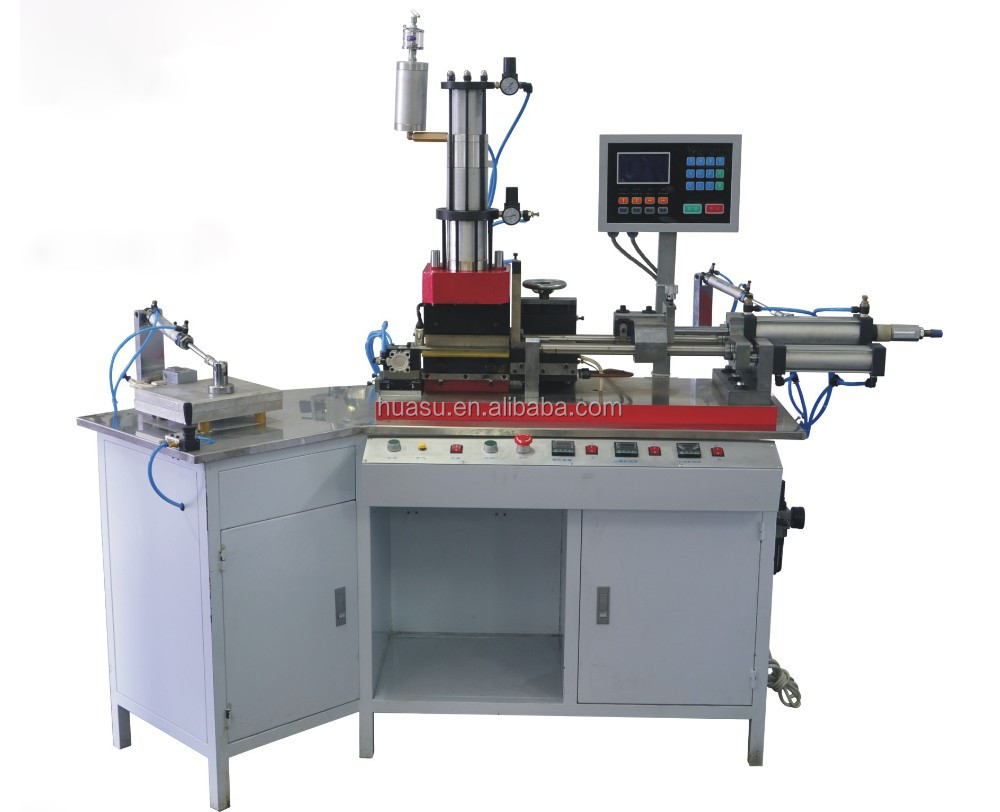 spectacle glasses making machine metal core inserting shooting machine