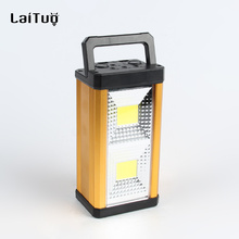 Rechargeable Car Charge water-proof shock resistant durable led corn light for emergency light