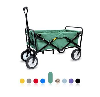 Collapsible Folding camping Outdoor Utility Wagon cart