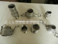 flexible Stainless Steel rubber pipe coupling joint with high quality